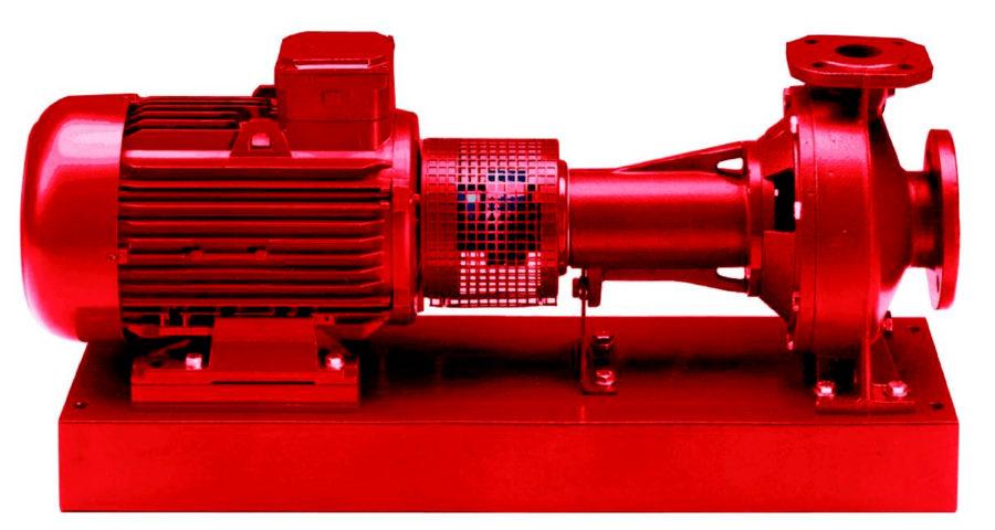 Kiến thức cần biết về bơm chữa cháy Diesel Pentax 2