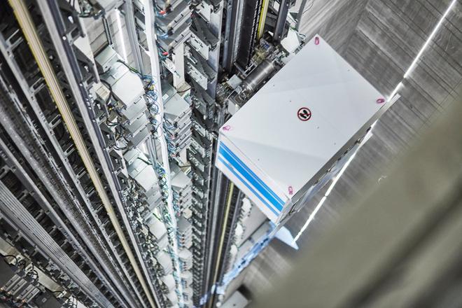 136. Tiêu chuẩn nghiệm thu lắp đặt thang máy khi đưa vào sử dụng - ảnh 1