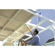Lưu ý khi lắp mái tôn hiên nhà để đảm bảo tính thẩm mỹ.