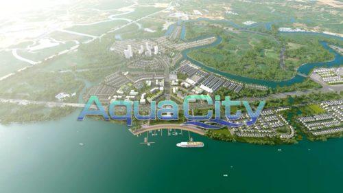 Khu đô thị sinh thái Aqua City an cư lạc nghiệp bậc nhất