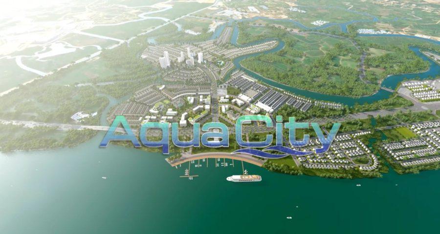 Khu đô thị sinh thái Aqua City an cư lạc nghiệp bậc nhất (2)