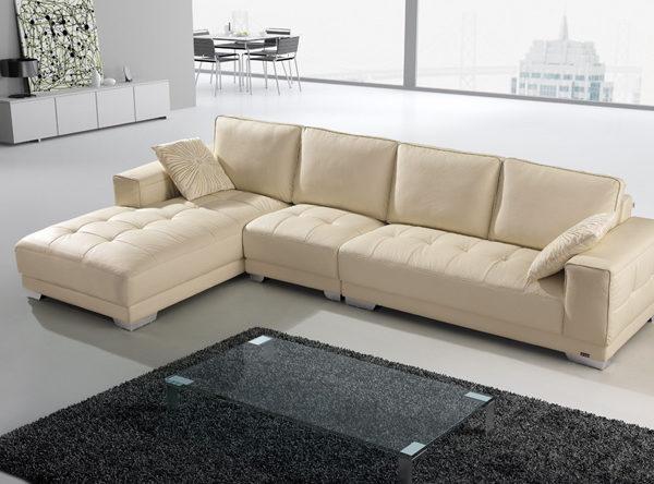 Sofa da phòng khách nên mua bao nhiêu tiền