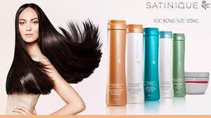 Quy trình chăm sóc tóc hưu tổn với sản phẩm amway chính hãng.