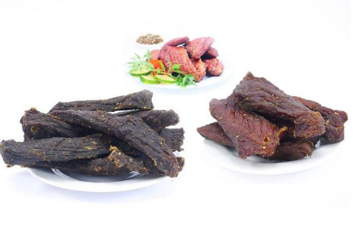 9+ Cách phân biệt thịt trâu gác bếp giả chuẩn nhất 2020
