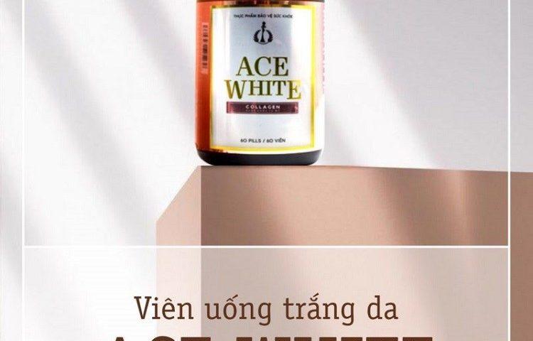 4. Tại sao nên dùng viên uống trắng da ace white 1